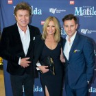 RICHARD WILKINS, SONIA KRUGER & DAVID CAMPBELL Photo: James Morgan Photography