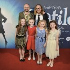 TIM MINCHIN, DENNIS KELLY & OUR MIRACULOUS MATILDAS Photo: James Morgan Photography
